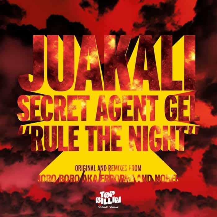 Rule The Night with Juakali